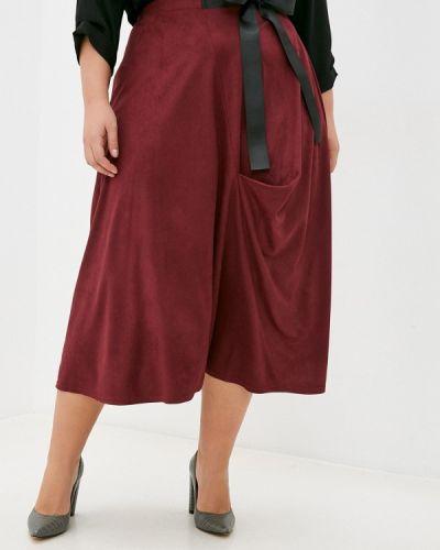 Красная юбка свободного кроя Svesta