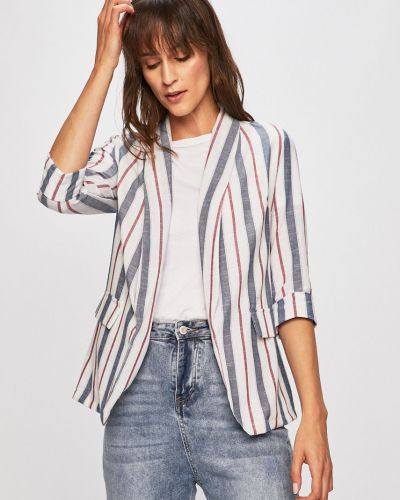 Повседневный приталенный прямой классический пиджак с карманами Haily's