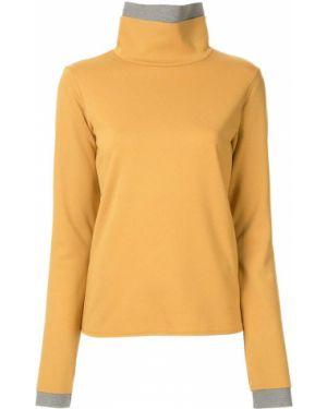 Желтый свитер Le Ciel Bleu