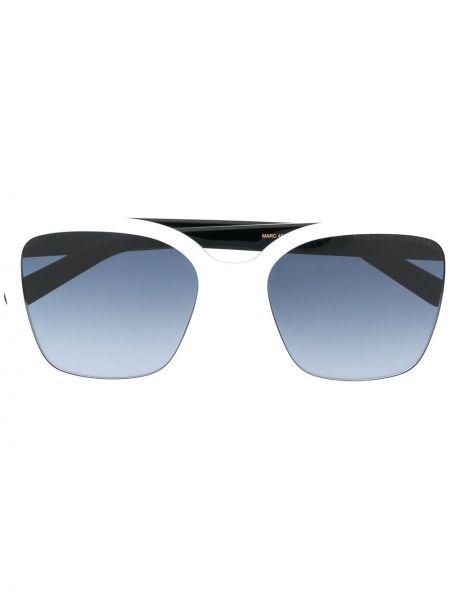 Прямые муслиновые солнцезащитные очки прямоугольные Marc Jacobs Eyewear