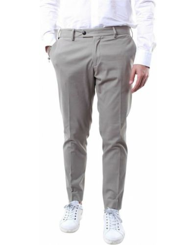Beżowe spodnie Messagerie