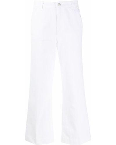 Расклешенные джинсы на пуговицах с карманами J Brand