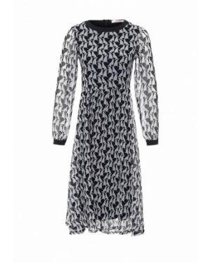 Платье с длинными рукавами Blugirl Folies
