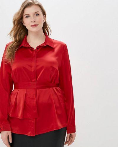 Блузка - красная Tutto Bene Plus