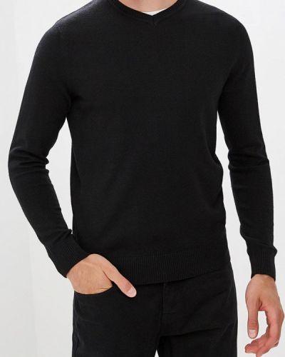 Черный пуловер Sela