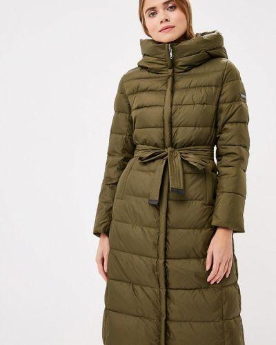 Зимняя куртка утепленная осенняя Clasna
