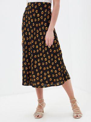 Черная юбка Rvca
