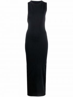 Sukienka bez rękawów - czarna Simon Miller