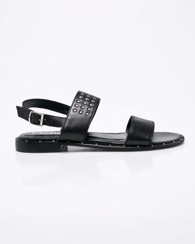 Черные сандалии Chebello