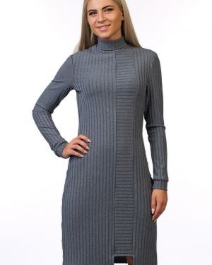 Платье с разрезом Kapsula