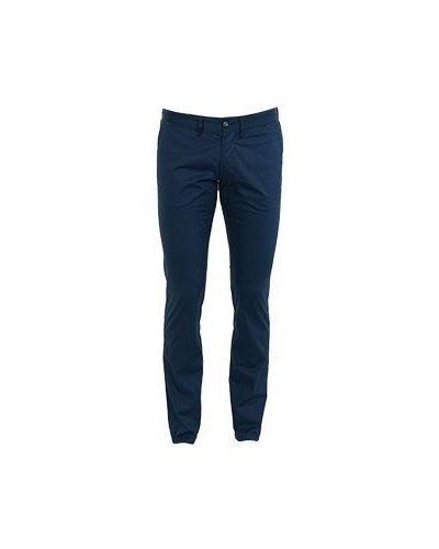 Синие хлопковые джинсы Armani Jeans