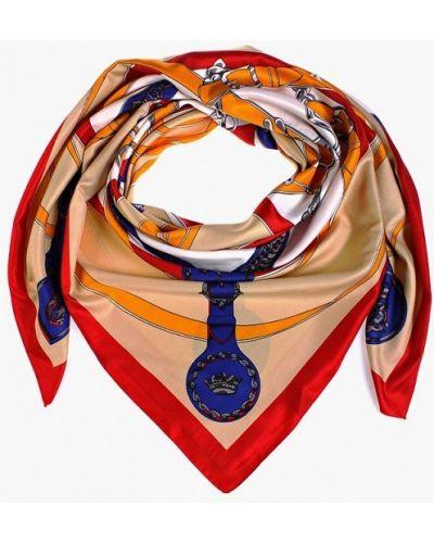 Бежевый платок Vittorio Richi