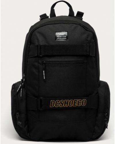 Czarny plecak na laptopa Dc