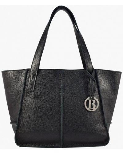 Сумка шоппер кожаный Bb1