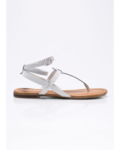 Белые сандалии S.oliver