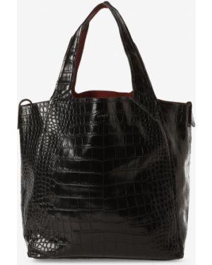 Czarna torebka z niskim stanem Inyati
