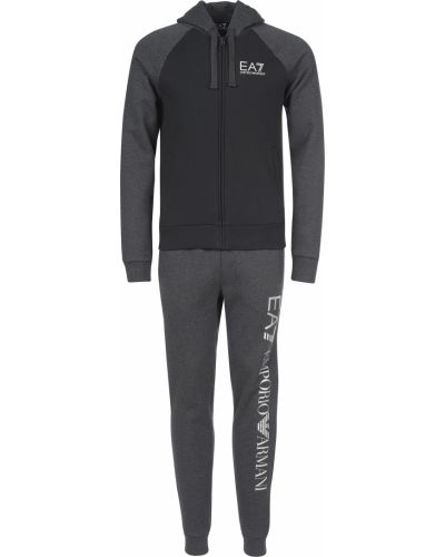 Спортивный костюм серый Ea7 Emporio Armani