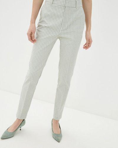 Бирюзовые повседневные брюки Guess Jeans
