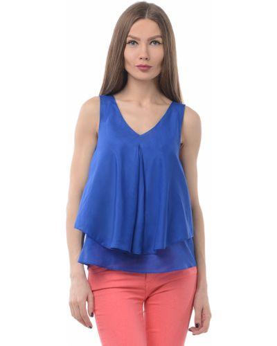 Синяя блузка Armani Jeans