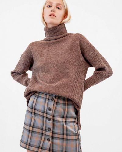 Коричневый свитер Dorogobogato