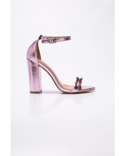 Розовые туфли Public Desire