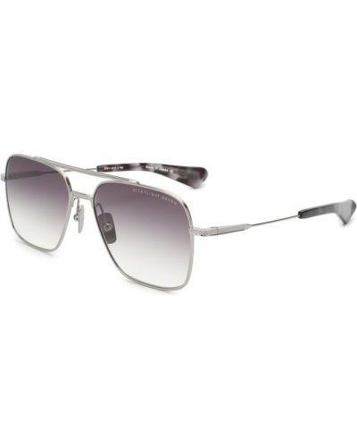 Солнцезащитные очки с градиентом титановые Dita