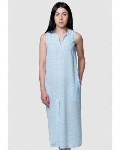 Легкое платье - белое Arber
