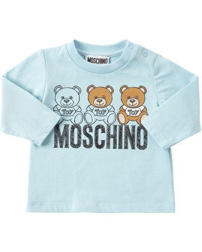 Bawełna koszula Moschino