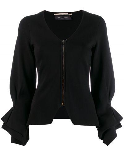 Черная куртка Roland Mouret