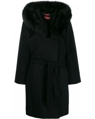 Пальто без воротника на кнопках Max Mara Studio