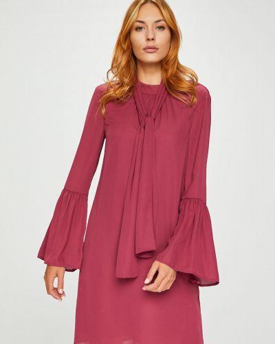 Платье мини на пуговицах с длинными рукавами Silvian Heach