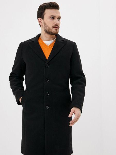 Черное пальто Misteks Design