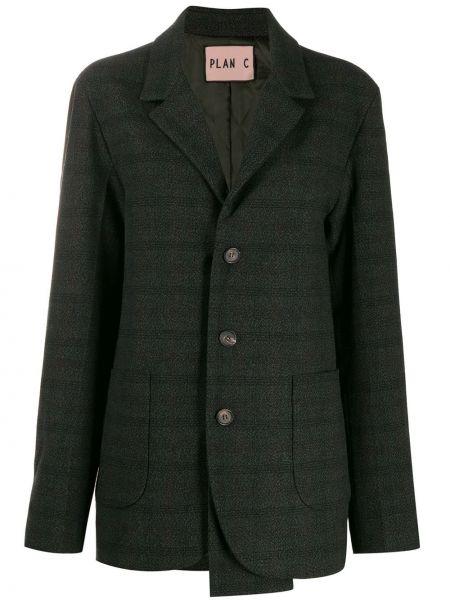 Классический пиджак с подстежкой Plan C