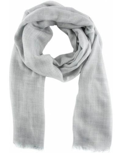 Голубой шарф Brioni