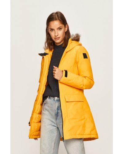 Куртка с капюшоном с карманами утепленная Adidas Performance