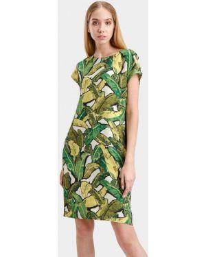 Платье зеленый Bizzarro