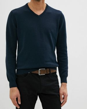 Синий свитер Jimmy Sanders