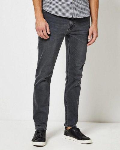 Зауженные джинсы - серые Burton Menswear London
