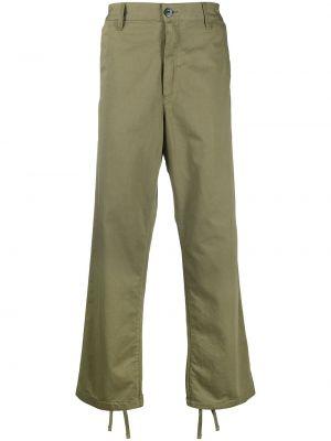 Spodnie khaki bawełniane z paskiem Stone Island Shadow Project