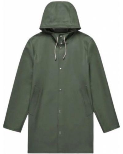 Płaszcz przeciwdeszczowy - zielony Stutterheim