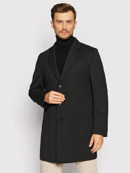 Płaszcz - czarny Bugatti