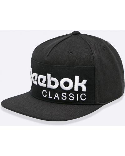 Черная шляпа шерстяная Reebok