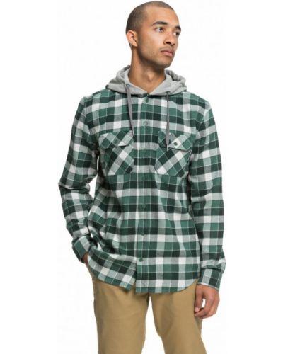 Рубашка с капюшоном зеленый Dc Shoes