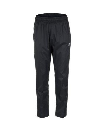 Спортивные брюки с карманами серые Nike