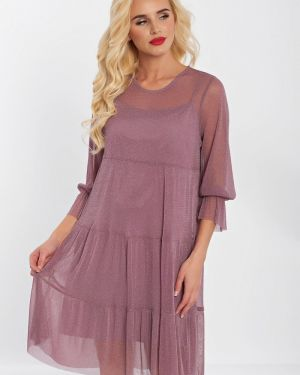 Платье платье-комбинация сетчатое Jetty