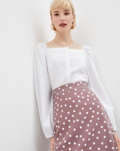 Блузка - белая Lezzarine