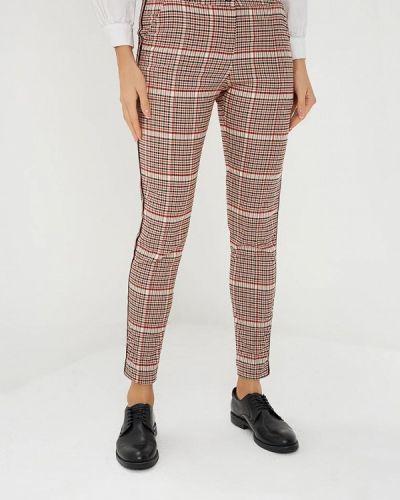Красные брюки повседневные Fashion.love.story