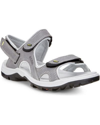 Спортивные сандалии на липучках анатомические Ecco
