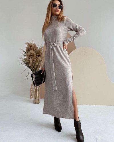 Платье - бежевое 0101 Brand