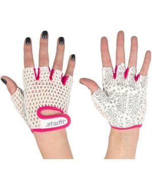 Перчатки для фитнеса хлопковые Star Fit